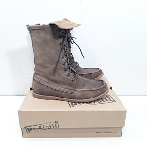 Bed Stu Goletta leather boots
